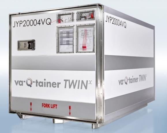va-Q-tainer Twinx